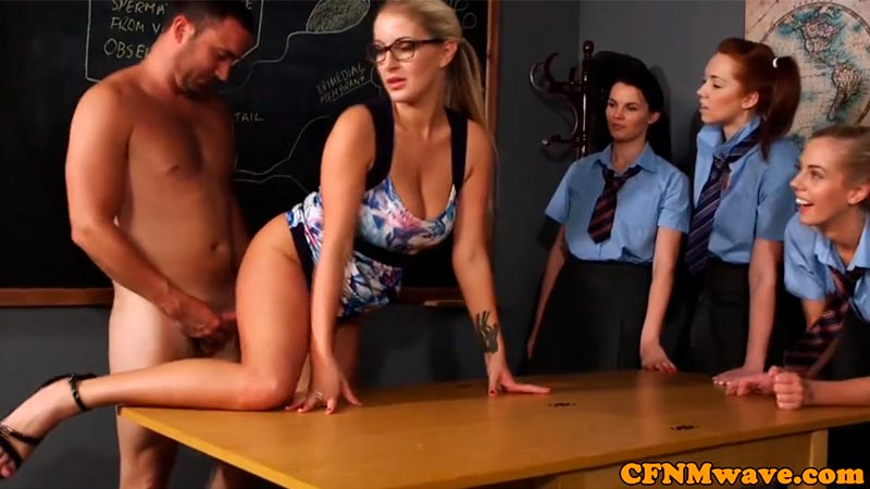 sexo  amateur profesoras follando