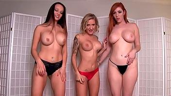 3 putas sacando toda la leche con ricas mamadas