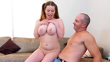 Follando con una puta joven en un hotel