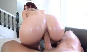 Sexo duro por el culo